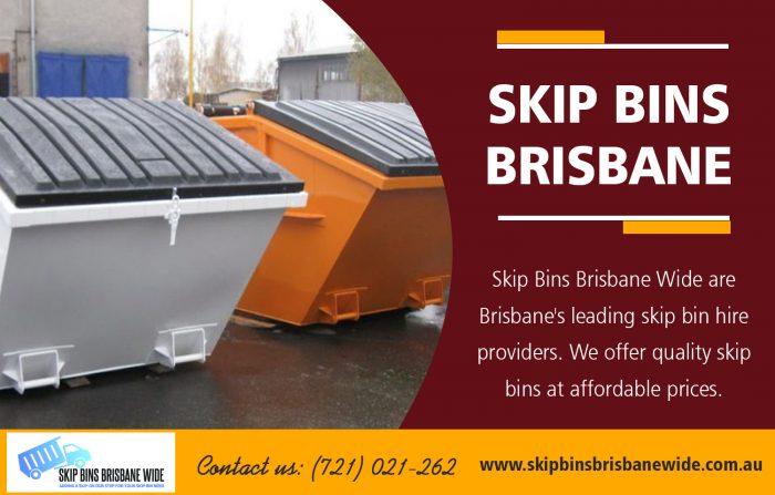 Skip Bins Brisbane | Call : 0721021262 | skipbinsbrisbanewide.com.au