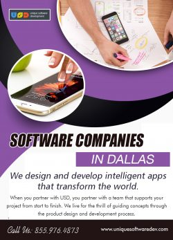 Software companies in dallas