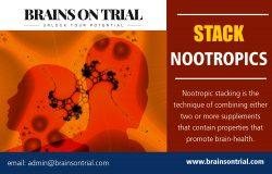 Stack Nootropics