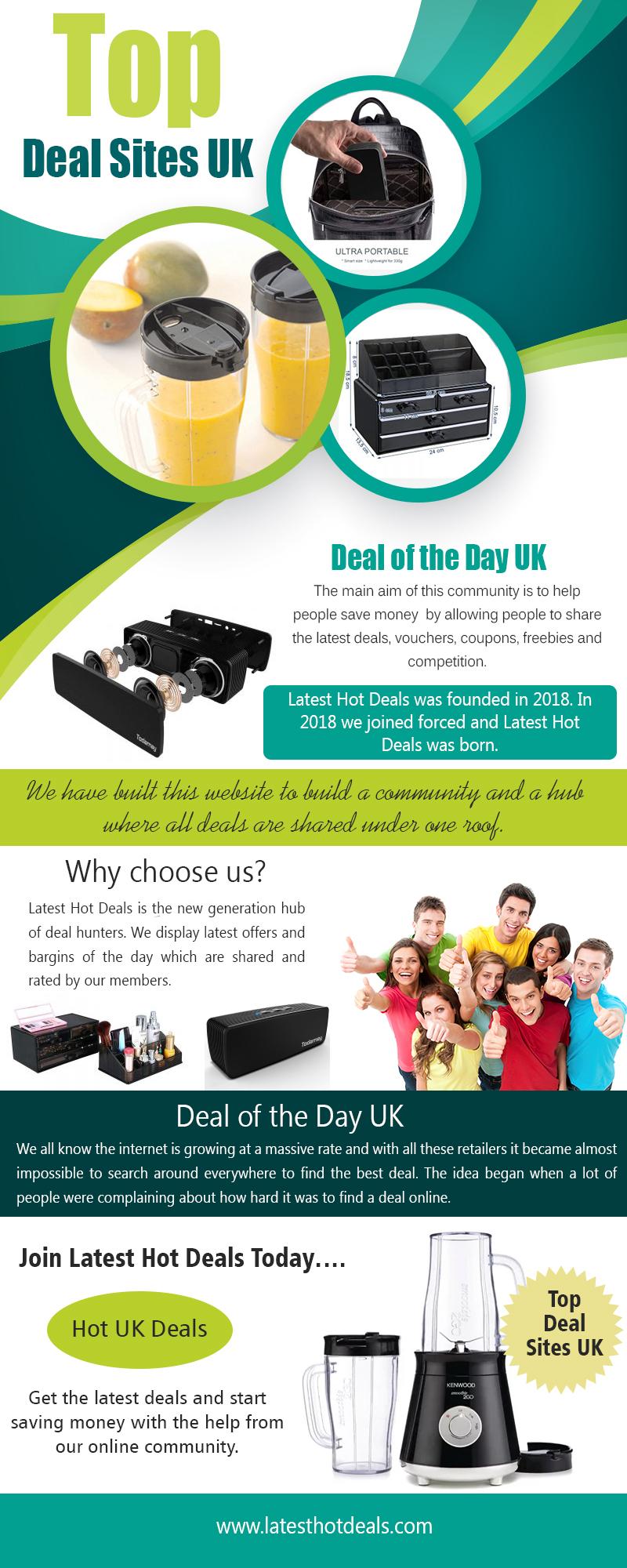 Top Deal Sites UK