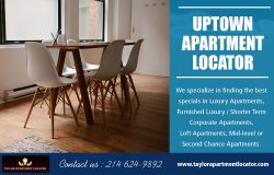 Uptown Apartment Locator | 2146249892 | taylorapartmentlocator.com