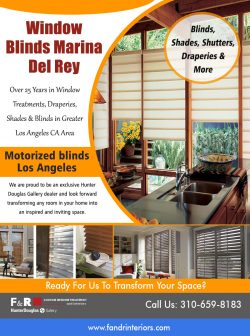 Window Blinds Marina Del Rey