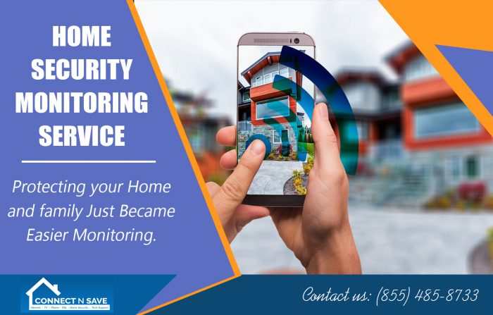 Wireless Home Security Systems | 8554858733 | connectnsave.com
