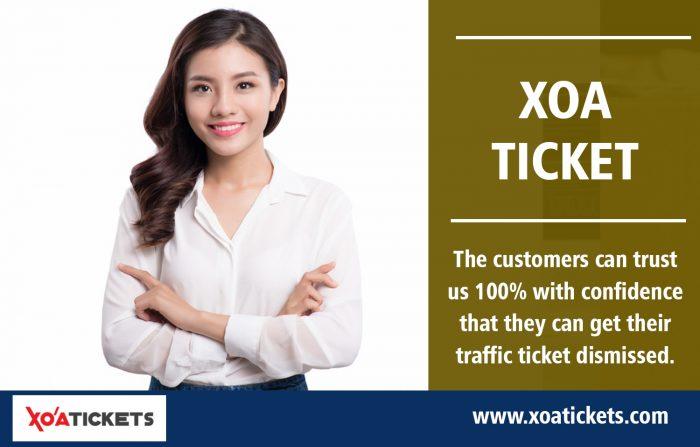 Xoa Ticket