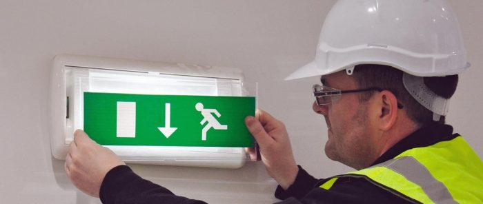 China Emergency Light Description: Installation Requirements For Emergency Lights