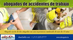 abogados de accidentes de trabajo
