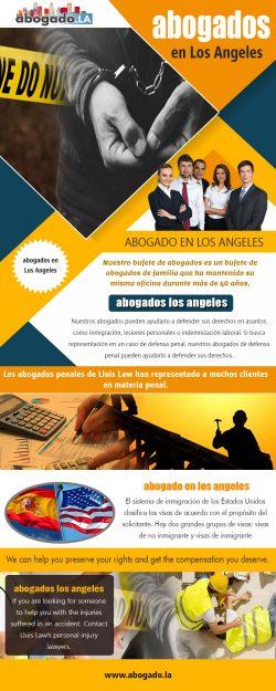 abogados en LA