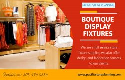 Boutique Display Fixtures