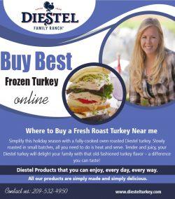 Buy Best Frozen Turkey Online