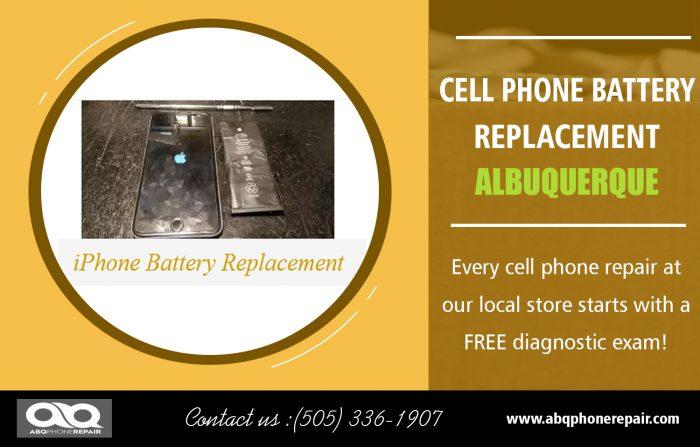 Cell Phone Battery Replacement Albuquerque | Call – 505-336-1907 | abqphonerepair.com