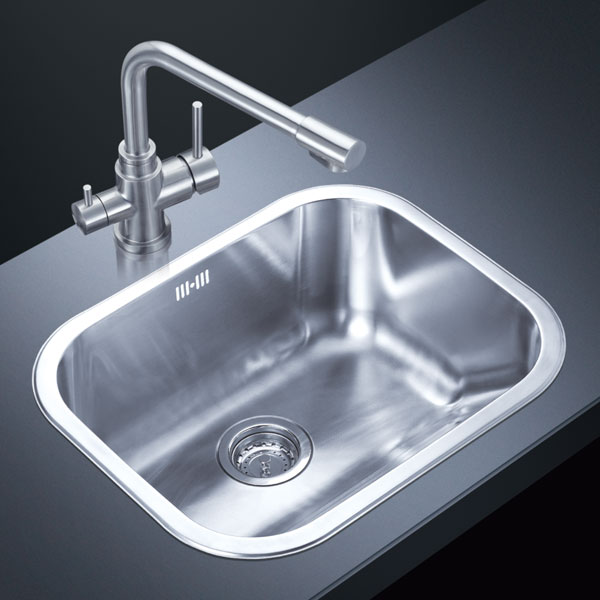 Stainless Steel Handmade Sink Manufacturers Shares A Small Trick To Install Sink Hardware
