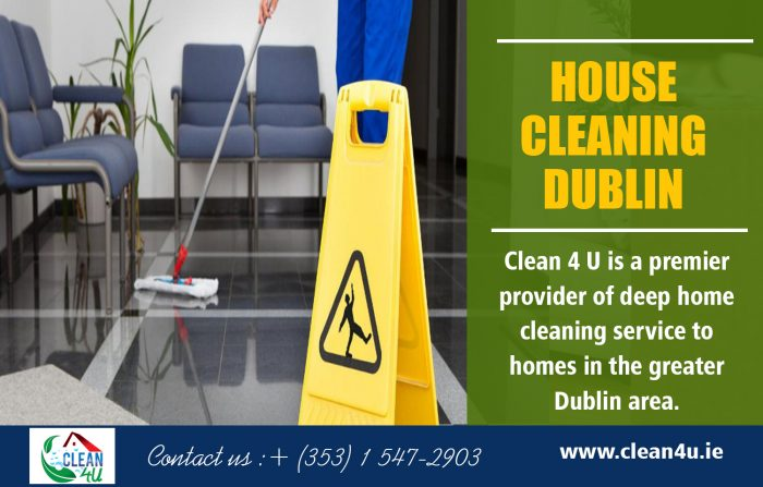 Cleaning Services Dublin