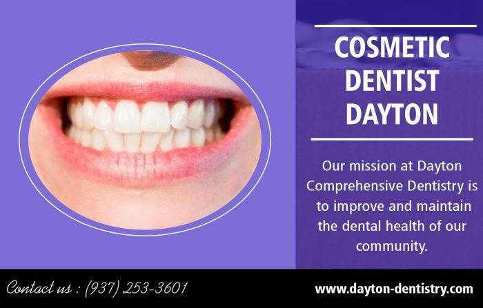 Cosmetic Dentist Dayton