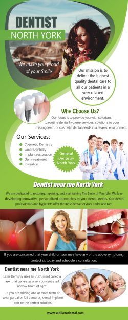 Dentist North York | Call – 14166310224 | sabilanodental.com