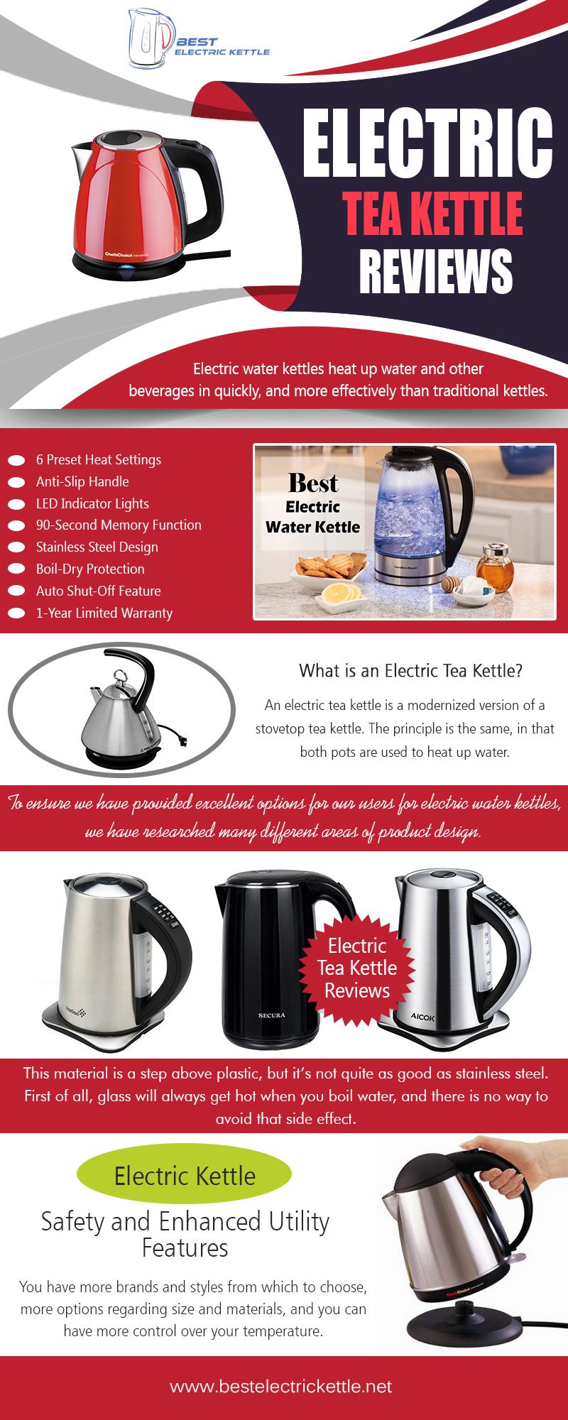 Electric Tea Kettle Reviews