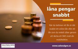 enkelt att låna pengar snabbt