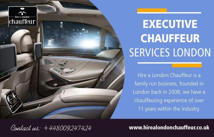 Executive Chauffeur Services London