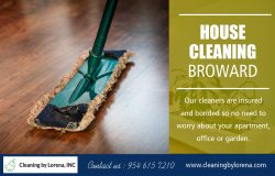 House Cleaning Broward