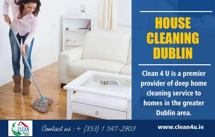 House Cleaning Dublin