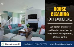 House Cleaning Fort Lauderdale