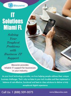 IT Solutions Miami FL