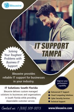 IT Support Tampa