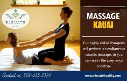 Massage Kauai Hawaii