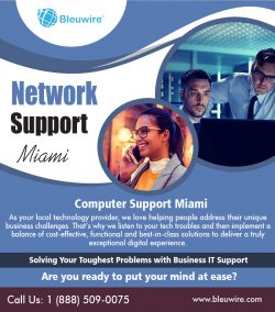 Network Support Miami