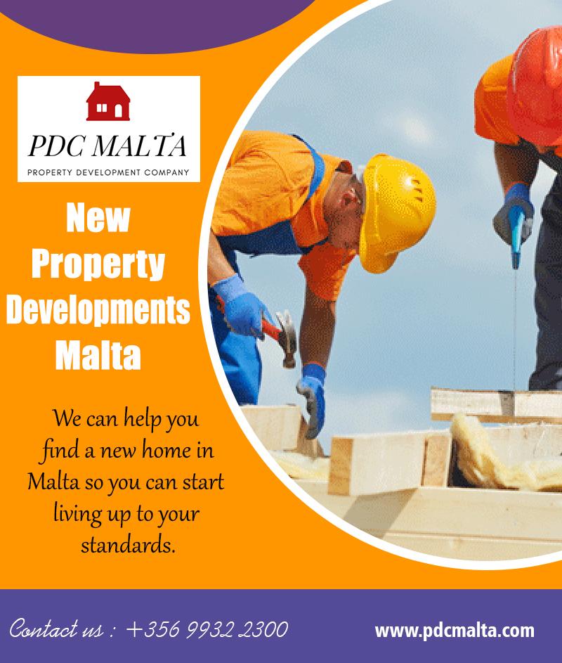 New Property Developments Malta | Call – 356 9932 2300 | pdcmalta.com