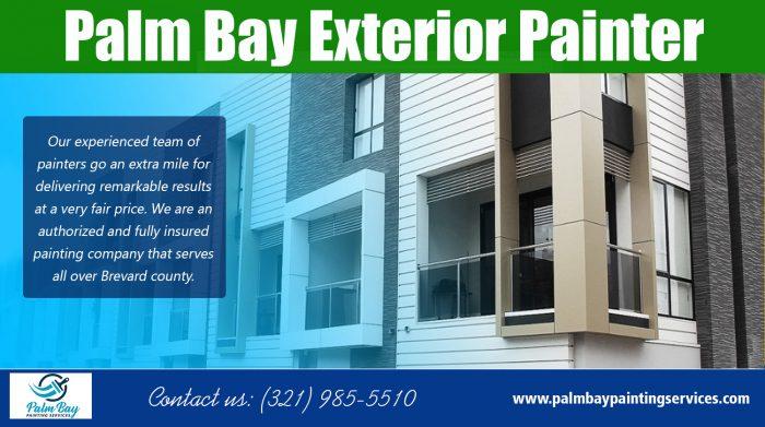 Palm Bay Exterior Painter