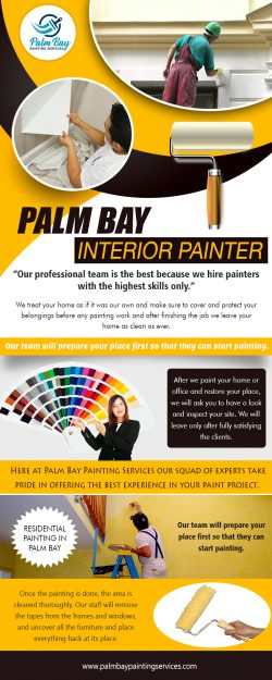 Palm Bay Interior Painter