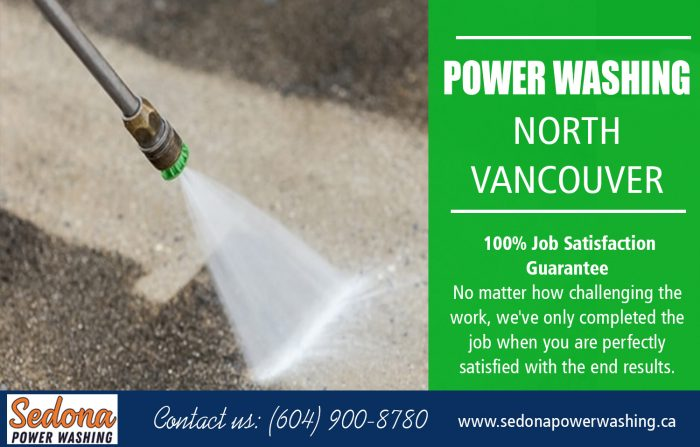 Power Washing North Vancouver