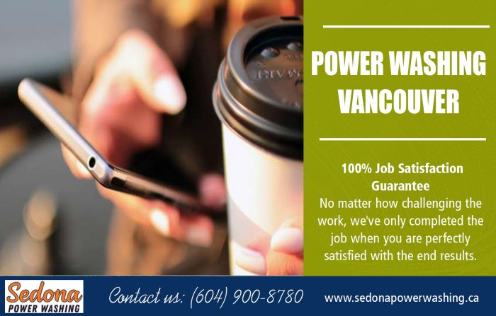 Power Washing Vancouver