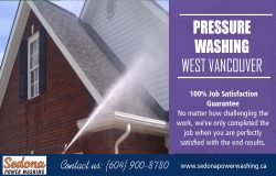 Pressure Washing West Vancouver