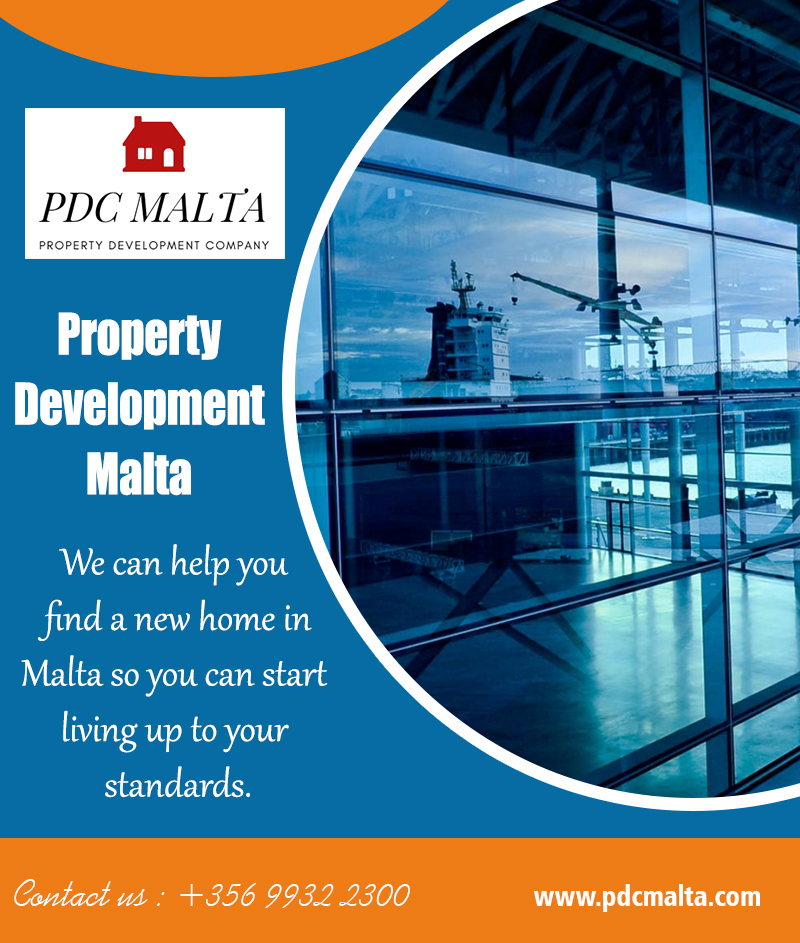 Property Development Malta   Call – 356 9932 2300   pdcmalta.com