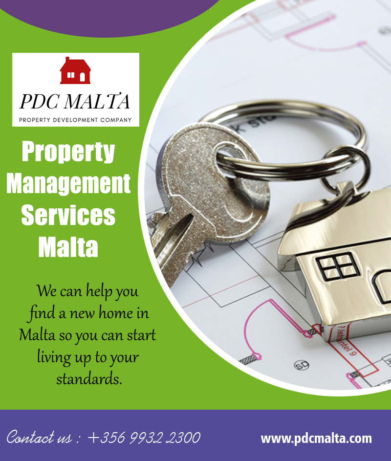 Property Management Services Malta   Call – 356 9932 2300   pdcmalta.com