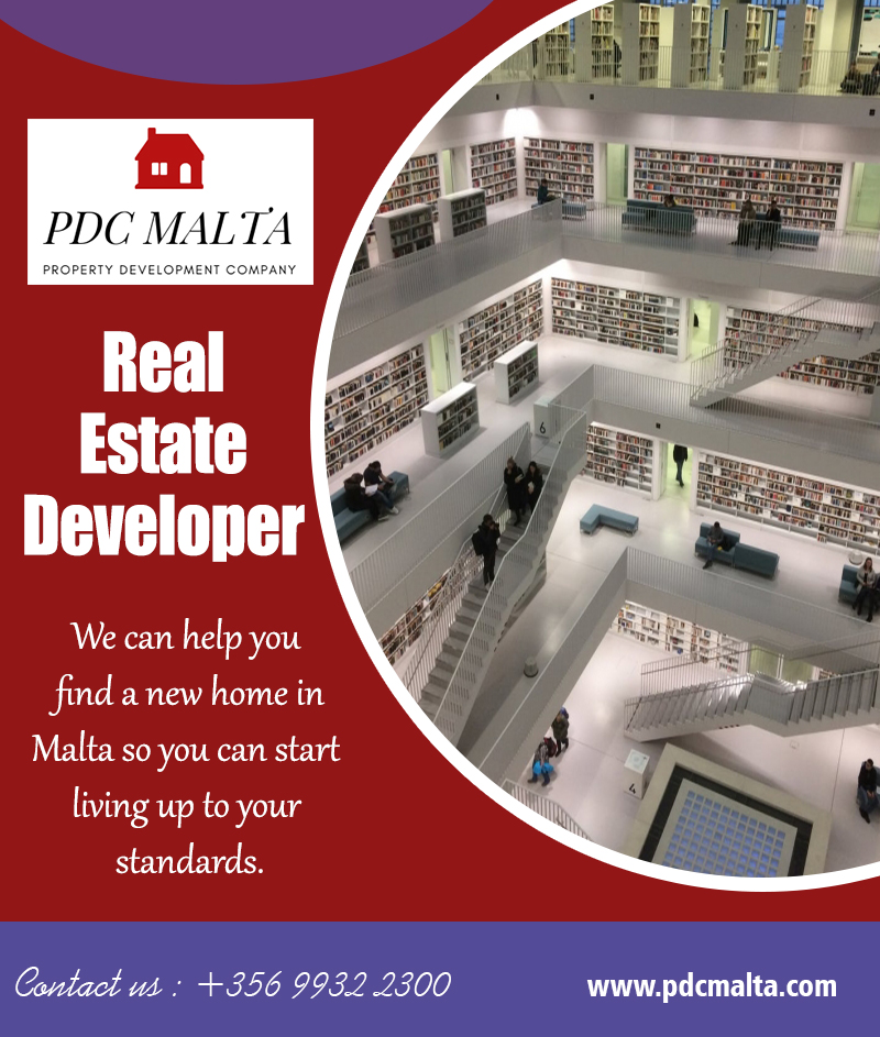 Real Estate Developer | Call – 356 9932 2300 | pdcmalta.com