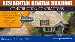 Residential General Building Construction Contractors