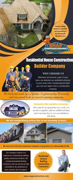 Residential House Construction Builder Company