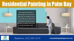 Residential Painting in Palm Bay