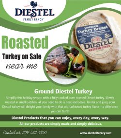 Roasted Turkey on Sale near me