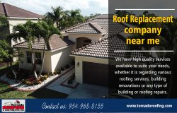 Roof Replacement Company near me