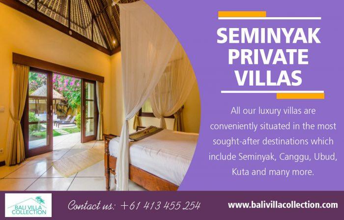 Seminyak Private Villas
