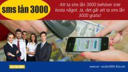 sms lån 3000