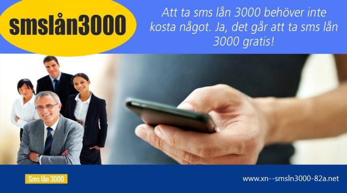 smslån3000