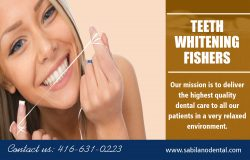 Teeth Whitening Fishers | Call – 14166310224 | sabilanodental.com