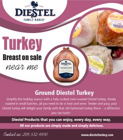 Turkey Breast on Sale near me
