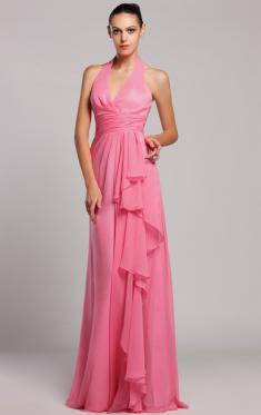 Coral/Watermelon Bridesmaid Dresses UK