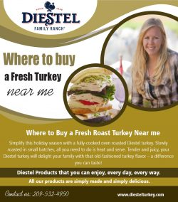Where to buy a Fresh Turkey near me