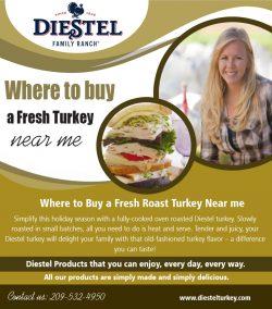 Where to buy a Fresh Turkey near me